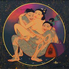 Lanna Art Paintings