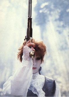 Mylène Farmer. Who else? #music #MyleneFarmer