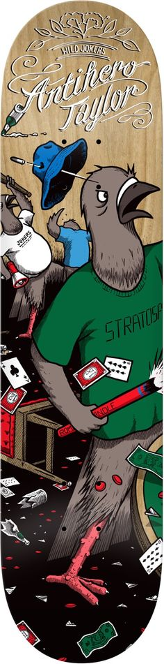 anti-hero-taylor-wild-jokers-2-843-skateboard-deck