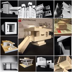 All these creations were built using only bricks and pieces from my Lego Architecture Studio Set. The Studio set contains basic white bricks and pieces plus some transparent bricks that could be used for windows etc. Over time I have added more white pieces to my collection but I wanted to show these creations with the hope to inspire people to get the Studio set and get started. It is amazing and can keep you building every day for the rest of your life And dont forget to post photos…