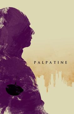 Palpatine Concept Poster