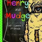 Journeys Common Core 2nd Grade Unit 1 Lesson 1 Henry and Mudge Supplemental Pack