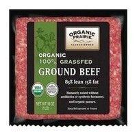 $7.83 Pasture Raised 85% Lean Ground Beef - 16 oz, Organic (Frozen) -- Morning Fresh Market Online Store