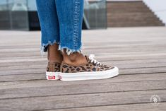 Leopard Sneakers, Leopard Vans Outfit, Vans Authentic, Things I Need To Buy, Dream Shoes, Shoe Closet, Shoe Game, Minimalist Fashion, Me Too Shoes