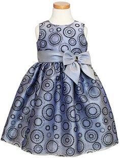 Sorbet Flocked Organza Dress (Big Girls) on shopstyle.com