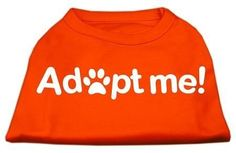 Adopt Me Screen Print Shirt Orange