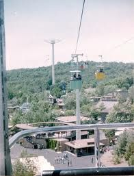 Six Flags St Louis Skyway 1970s.