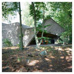 Juliaan Lampens - House van Wassenhove [Belgium, 1974]