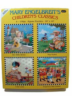 Mary Englebriet Classic 100 Piece Jigsaw Puzzle 4-Pack(Styles May Vary) Karmin International, http://www.amazon.com/dp/B004K6M6KM/ref=cm_sw_r_pi_dp_x23qtb0BGZQRZ6D7