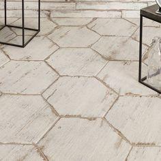 tile flooring EliteTile Rama x Porcelain Wood Look Tile Mosaic Wall, Mosaic Tiles, Wall Tiles, Tiling, Bathroom Flooring, Kitchen Flooring, Entryway Flooring, Porch Flooring, Farmhouse Flooring