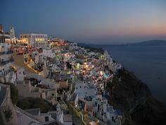 Early Evening, Fira, Santorini, smugmug.com
