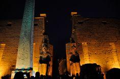 Viaggi in Egitto, il Tempio di Luxor http://www.italiano.maydoumtravel.com/Pacchetti-viaggi-in-Egitto/4/0/
