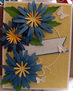 Memory Box Lovely Aster and Chesapeake Circle