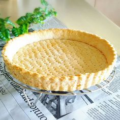 Crisp All Purpose Tart Fabric Sweets Recipes, Cake Recipes, Cooking Recipes, Savoury Baking, Bread Baking, Easy Pie Crust, Home Bakery, Japanese Sweets, Japanese Food