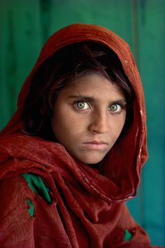 Eloquence of the Eye | Steve McCurry  Photojournalism with a voice