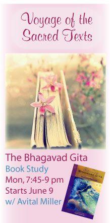 Sacred #Scriptures #Book Study - The Essence of the #Bhagavad #Gita