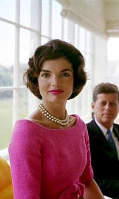 """""""Pearls are always appropriate."""" – Jackie Kennedy """""""