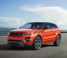 The very nice new #Autobiography version for the #RangeRover - #Evoque