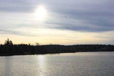 Caz Lake.