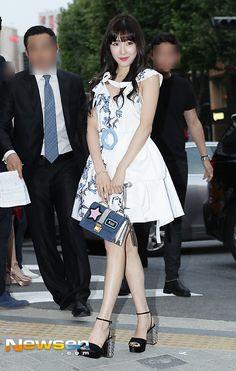 SNSD's Tiffany at MiuMiu's Event ~ Wonderful Generation