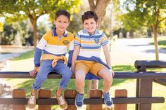 Moda Infantil. Familia The Country Look