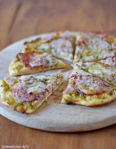 Pestopizza (*Werbung)