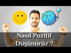 Kişisel Gelişimde Pozitif Düşünce Gücünü Nasıl Geliştiririz ? - YouTube Best Self, Positive Thoughts, Reiki, Evolution, Positivity, Youtube, Youtubers, Think Positive, Youtube Movies