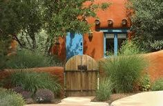 My dream home is a combination of southwest and rustic lodge. I haven't seen the combination anywhere yet though.....