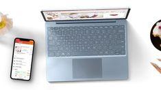 Neuer leichter Surface Laptop Go – Der Laptop für jede Gelegenheit – Microsoft Surface Microsoft Surface, Microsoft Word, New Surface, Surface Laptop, Usb, Windows 10, Appel Video, Software, Apps