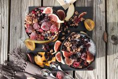 maca & oats Superfood, Muesli, Vegan, Acai Bowl, Brunch, Cream, Breakfast, Desserts, Glutenfree