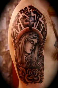 Best Christian Tattoos | Religious Tattoos Designs, Ideas and Meaning