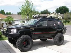 jeep cherokee lifted Want This One!!!!