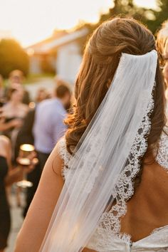 Icing on the Cake | Top 8 wedding hairstyles for bridal veils