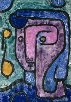 Flora Noctis Paul Klee