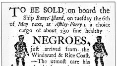 in 2014, a team of scholars began collaborating on a project called Freedom on the Move, to collect and digitize Civil War-era fugitive slave ads.