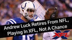 As the NFL world recovers from the stunning announcement of Andrew Luck retirement, the QB from the Indianapolis Colts. Fans and NFL pundits are . Andrew Luck, 29 Years Old, Indianapolis Colts, Read More, Football Helmets, Retirement, Nfl, Play, Nfl Football