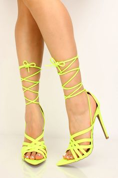 Womens Shoes, Sexy Shoes, Cute Heels, Cute Shoes, Sexy Shoes for Women Strappy High Heels, Lace Up Heels, High Heel Pumps, Pumps Heels, Stiletto Heels, Spring Shoes, Summer Shoes, Cute Heels, Peep Toe Platform