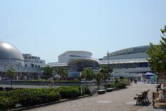 『名古屋港水族館』