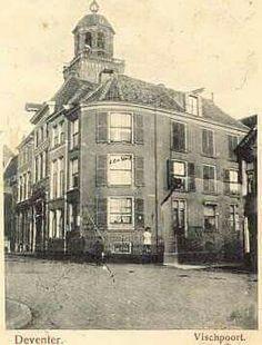 Vischpoort 1903