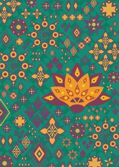 A patterned illustrations of Philippine Festivals. Festival Background, Theme Background, Textile Patterns, Color Patterns, Philippine Art, Festival Logo, Style Scrapbook, Zine, Philippines