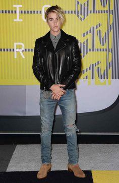 MTV VMAs 2015: Justin Bieber