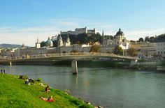 The majestic historical city of Salzburg, home to gummy bear cakes, quaint architecture and The Sound Of Music! http://www.suitcasesandstrollers.com/articles/view/salzburg-or-the-sound-of-music-tour?l=s #GoogleUs #suitcasesandstrollers #travel #travelwithkids #familytravel #familyholidays #Austria