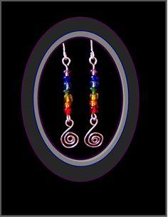 Custom Made Chakra Jewelry,Chakra Earrings,Healing Jewelry,Mother Gifts,Zen Jewelry,Custom Jewelry,Heart Jewelry
