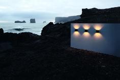 intro . outside luminaire . Außenleuchte . wall luminaire . Wandleuchte . stainless steel . Edelstahl . LED