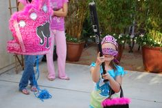 "Photo 1 of 16: Barbie / Birthday ""Barbie Princess"" 