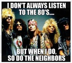 A great poster of Guns N Roses - one of the greatest rock bands ever! Axl Rose, Slash, Duff McKagen, Izzy Stradlin, and Steven Adler. Check out the rest of our amazing selection of Guns N' Roses posters! Need Poster Mounts. Axl Rose, Guns N Roses, Party Songs, Funny Quotes, Funny Memes, Funniest Memes, Funny Signs, We Will Rock You, 80s Rock