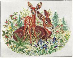 cross stitch | cross-stitch pattern offered in McCall's Needlework and Crafts ...