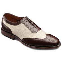 New Orleans - Cap-toe Lace-up Oxford Men's Dress Shoes by Allen Edmonds