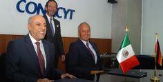 El Conacyt y el Instituto Max-Planck firman convenio para otorgar becas posdoctorales a investigadores mexicanos