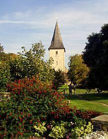 Bosham - The Church, Bosham © Jeanette Cox